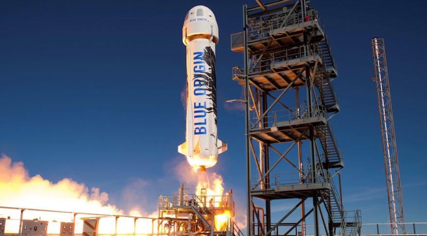 Blue Origin-ი სუბორბიტული ფრენისთვის ბილეთების გაყიდვას დღეს დაიწყებს
